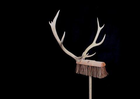 Hanna Tuulikki, Hobby Stag (Performance Prop) Deer Dancer, 2019