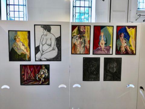 Short Courses exhibition, LSA St James Campus