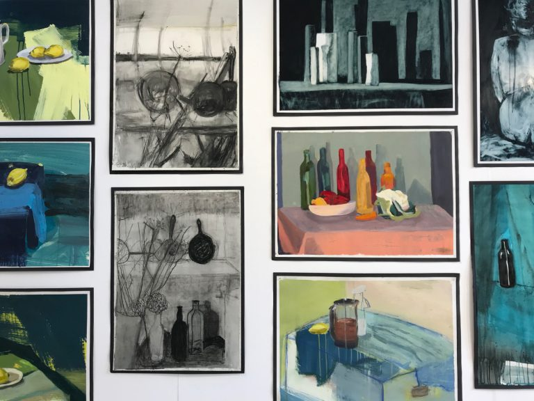 Leith School of Art end of year exhibitions