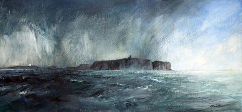 Jan Fisher Drifting Rain, May Isle