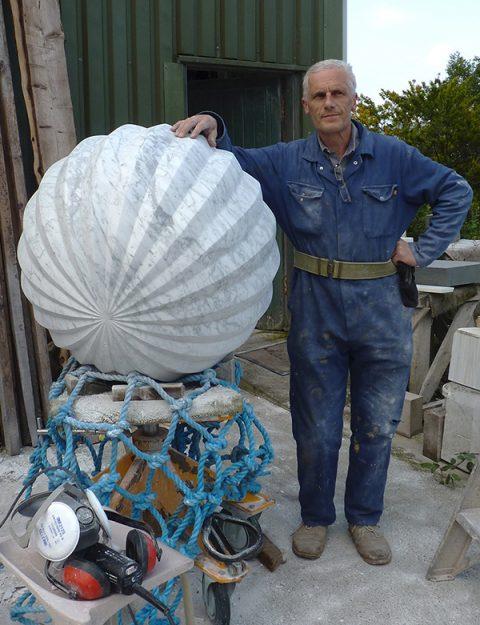 Tim Pomeroy, Sculptor