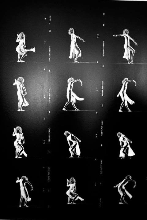 Trisha Brown, Time Space Gravity