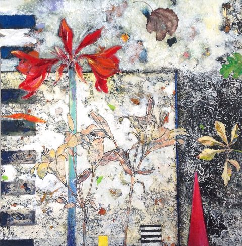 Gail Murray: Breath of Autumn Air - Acrylic