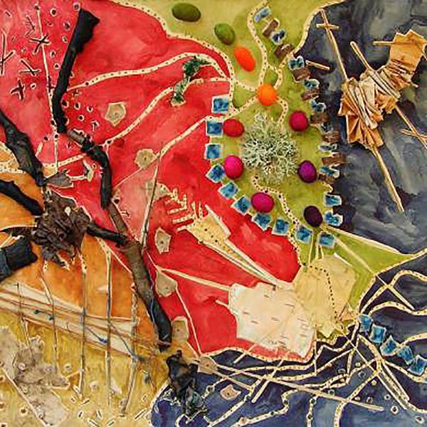 Artist Irene Florence