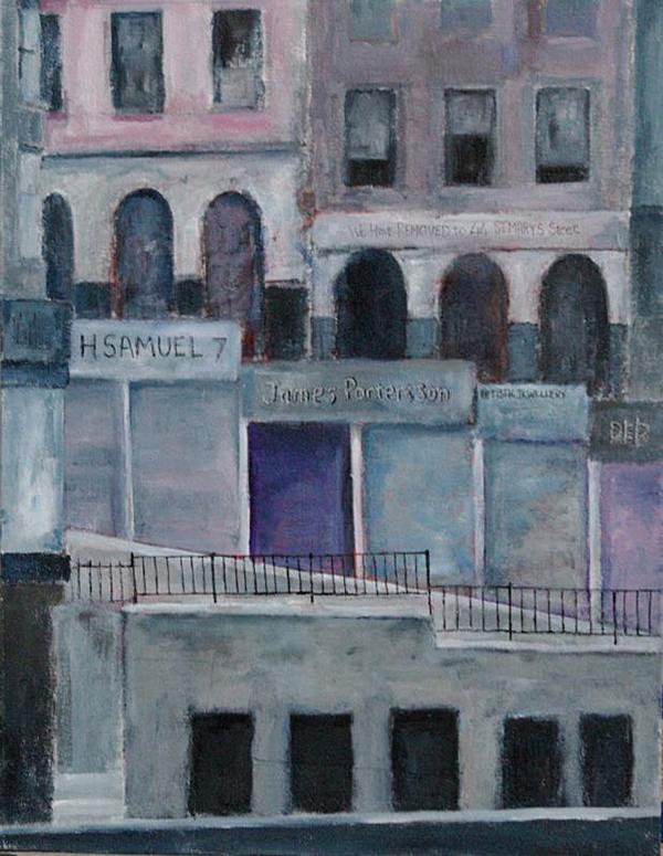 Ken Russell: Leith Street - Biggar Little Festival