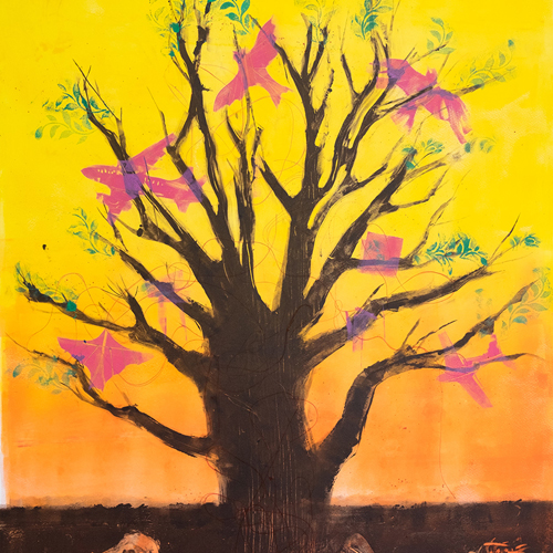 Fiona Wilson: The Punnai Tree