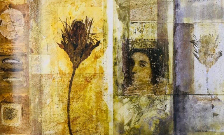 Victoria Crowe Reflected Contemplation (2008)