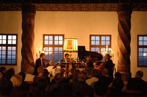 Salzburg Fortress Concert