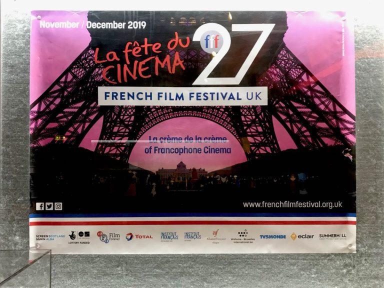 27th French Film Festival Edinburgh launch