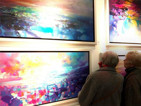 Edinburgh Art Fair 2019