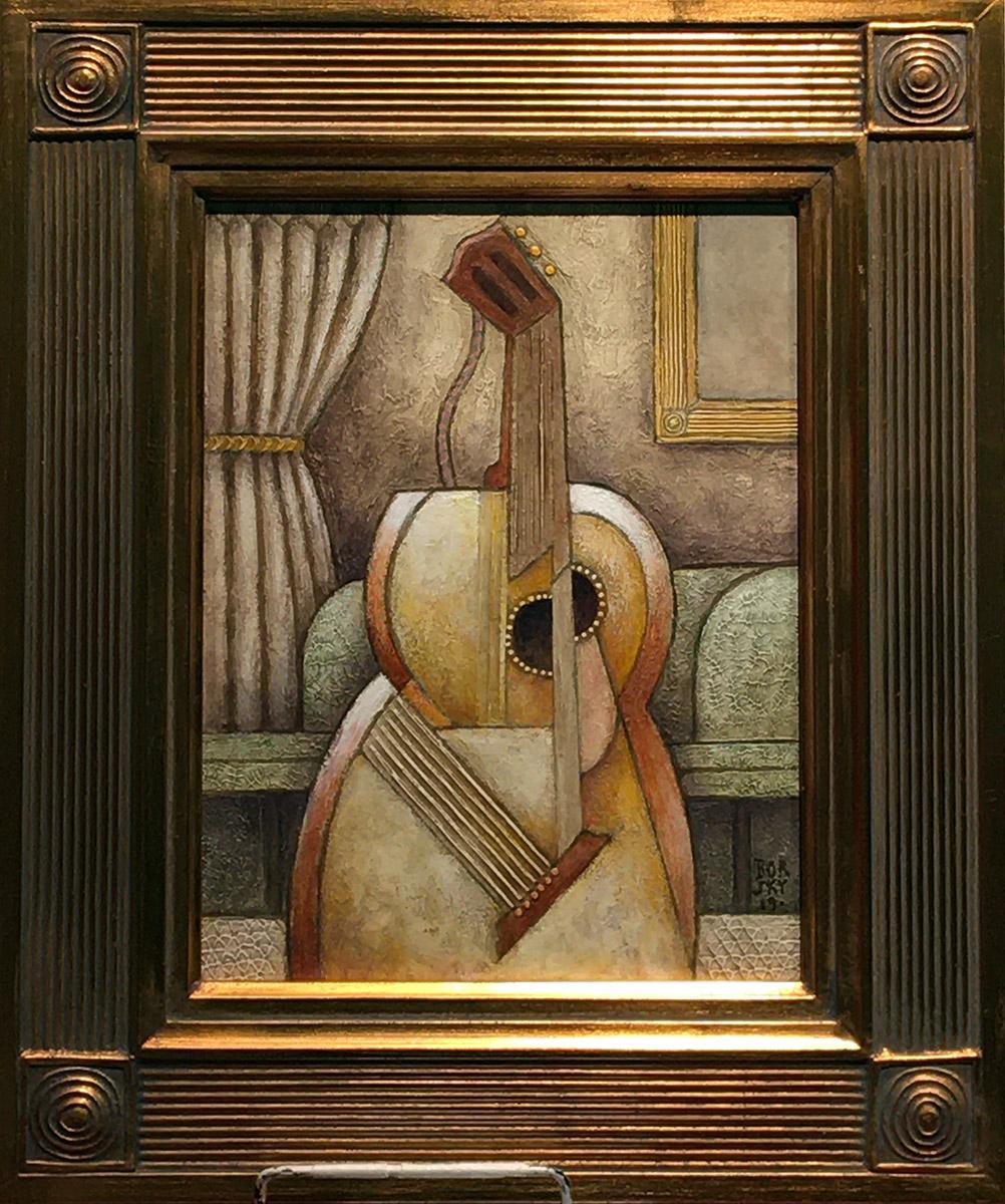 Jiri Borsky - Guitar with Classical Frame