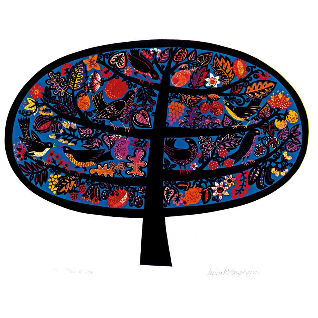 Linda Farquarson - Tree of Life