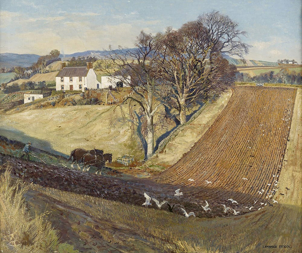 McIntosh Patrick - December-Ploughing