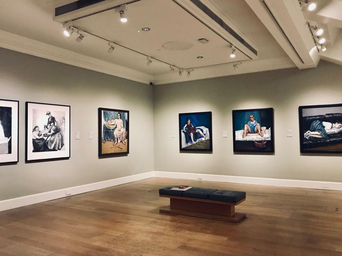Paula Rego, Obedience and Defiance, Scottish National Gallery of Modern Art