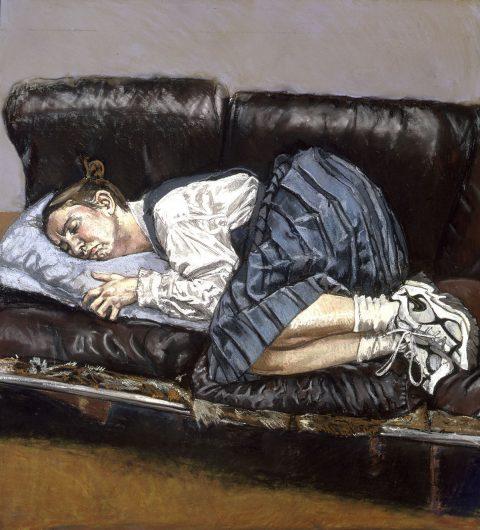 Paula Rego - Untitled No. 4, 1998