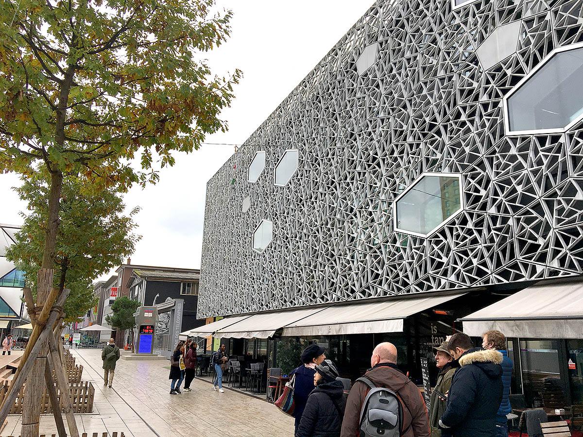 Hookah Bar, Burckhardt Partners architects