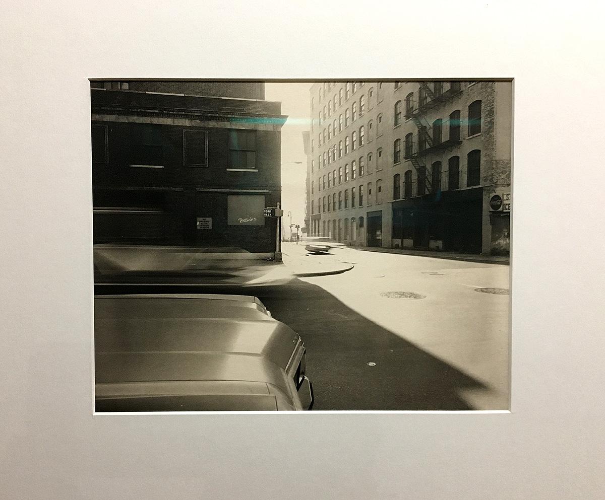 Jan Groover - Untitled, platinum-palladium print