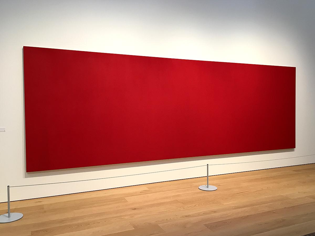<em>Robert Motherwell - Untitled, masonite panels</em>