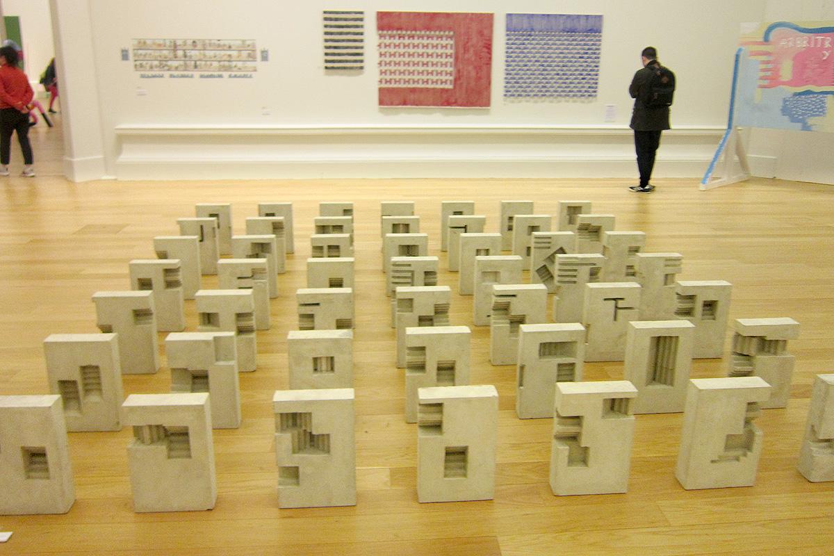 Concrete Multitude, William Braithwaite