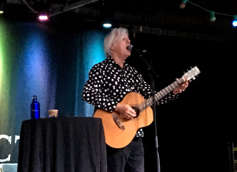 Robyn Hitchcock, Drygate Brewery, Glasgow, Celtic Connections 2020