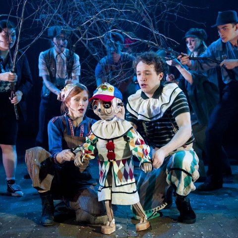 Citizens Theatre Pinocchio Tim Morozzo