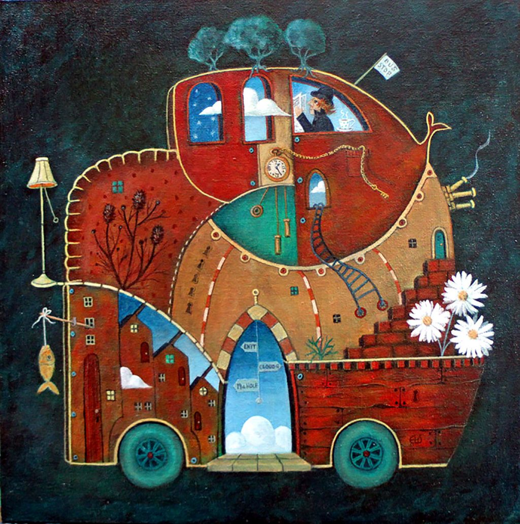 Heather Soutar - Motor Home