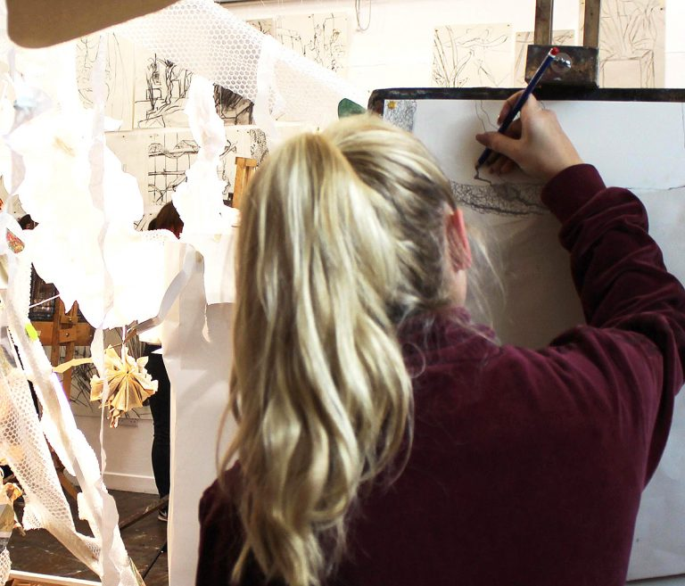 Leith School of Art Sq