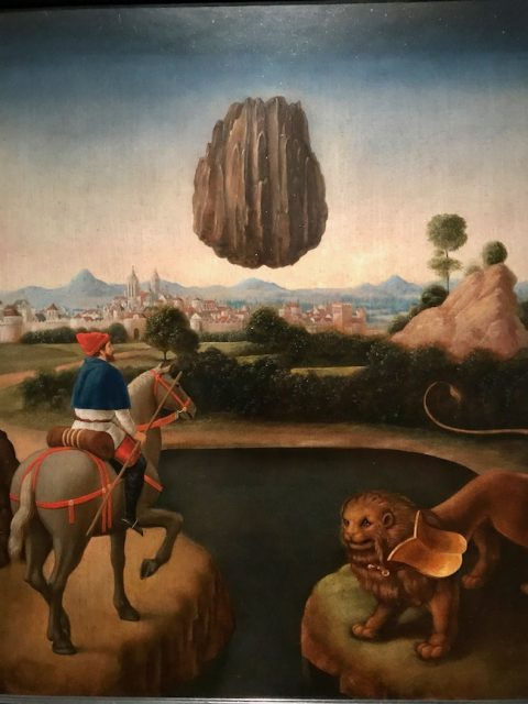 Laurent Grasso Studies into the past 2013