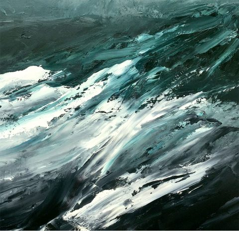 Louise Turnbull - Outpouring