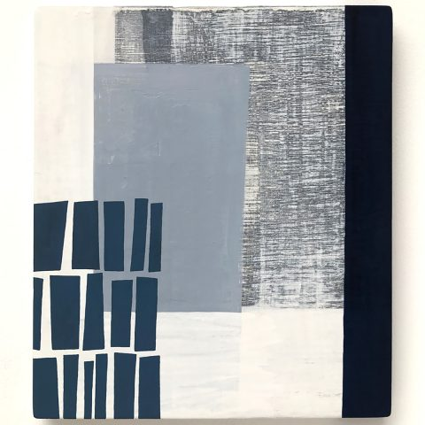 Susie Leiper - Editions - Oil and casein paint on wood